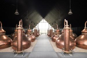 Destiladores en Stauning
