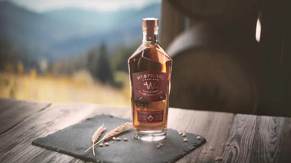 Westward y el whisky de barril Pinot Noir single malt