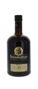 Bunnahabhain 25 YO es un whisky escocés single malt