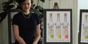 La gama fue creada por la científica principal de bebidas de Bacardí, Shelley Menze