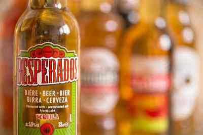 Heineken comercializa la cerveza Desperados