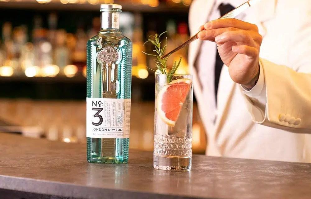N° 3 London Dry Gin: nada de botánicos exóticos ni extravagantes