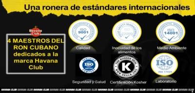 Ronera San José con estándares internacionales