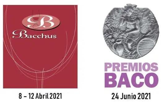Bacchus 2021 y los Premios Baco tienen fechas