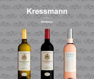 Vinos de la Bodega Kressmann