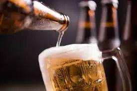 La producción de cerveza