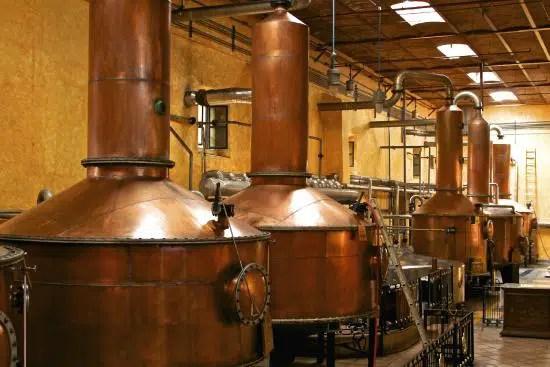 La destilación del alcohol: oportunidades actuales