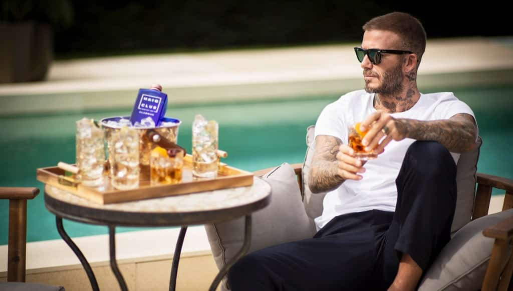 Haig Club Clubman: la nueva colaboración de David Beckham