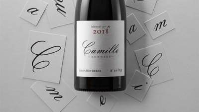 Champagne, Camille Charmont 2018