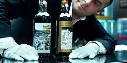 5 whiskies super caros que fueron subastados