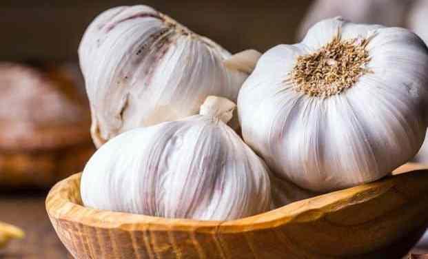 La receta del ajo que se hace 1 vez al año