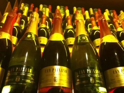 envíos de champán