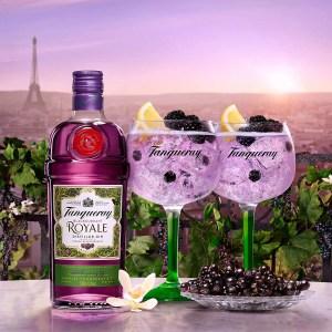 Tanqueray Blackcurrant la nueva ginebra de Tanqueray GIn