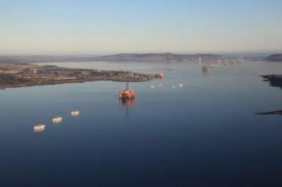 puerto para producir energía renovables