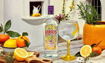 Larios Dry Gin inspirado en la esencia del Mediterráneo