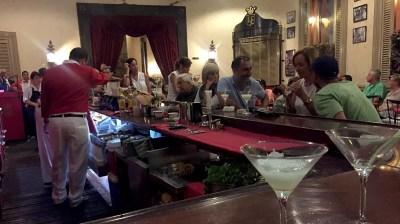 El bar El Floridita