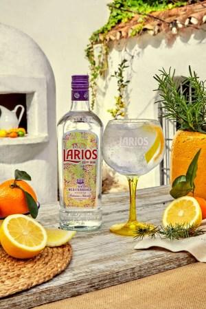 Larios, la marca líder en el mercado español