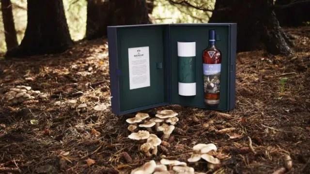 Arte y whisky: 13 etiquetas de exquisito destilado de malta