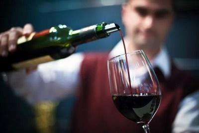 el cuerpo el vino
