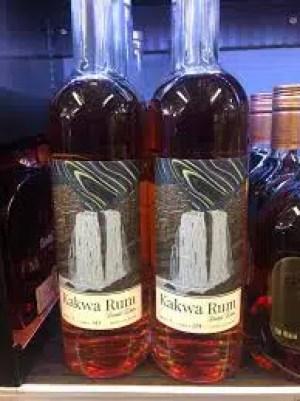 Kakwa Rum de Latitude 55