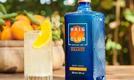 Haig Club Orange:  whisky con sabor mediterráneo a 25 libras