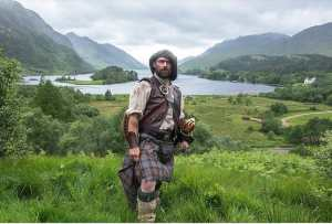 Los Highlanders evitaban a los recaudadores de impuestos transportando whisky por las montañas