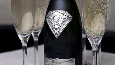 Champanes más caros #1 Gout de Diamants