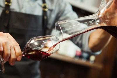 cuerpo del vino