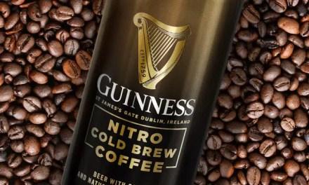 Guinness reinventa la cerveza con sabor a café, Nitro Cold Brew