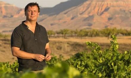 Norrel Robertson es el Master of Wine escocésy sigue conquistándonos