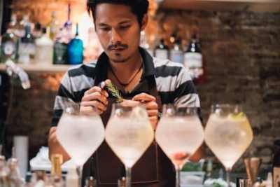 La gama The Fabulous Thai Rum Company