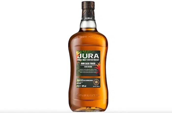 Jura Rum Cask Finish se incorpora al portafolio 2021 de Jura Whisky