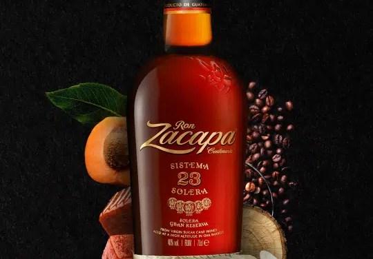 El ron Zacapa: «Cada botella es una obra de arte única y artesanal»