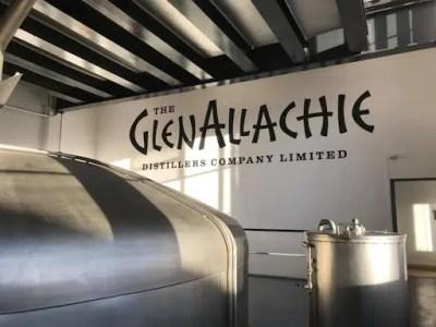 destilería GlenAllachie
