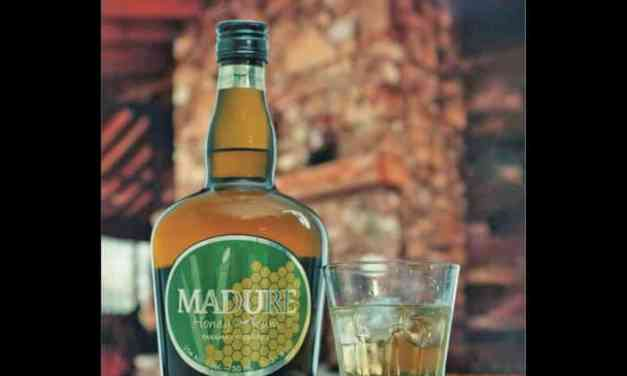 Madure: un ron infusionado con miel de abeja se puede beber solo
