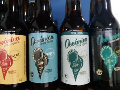 El proyecto de cerveza Oceánica