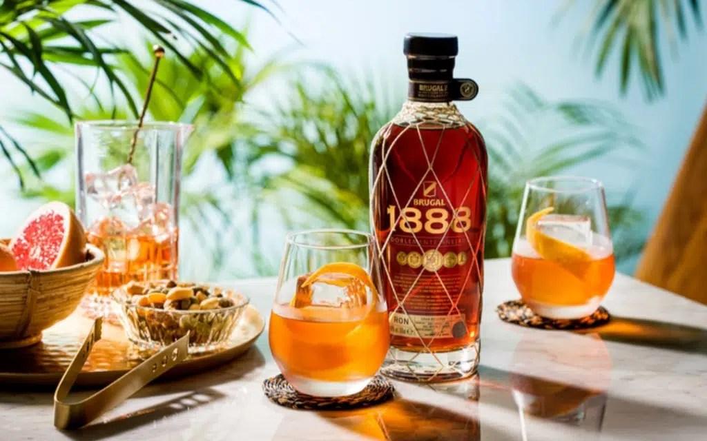 Brugal 1888 viene con nueva forma, perfecto para cócteles
