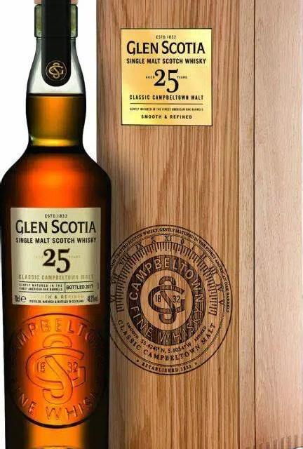 Glen Scotia whisky de malta de 25 años: «mejor whisky del mundo»