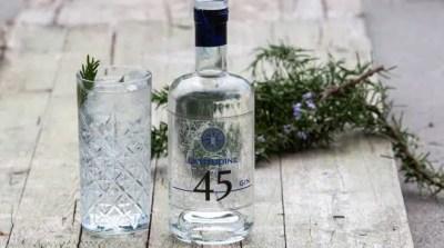Gin Latitude 45