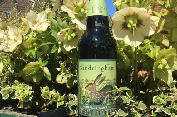 Sandringham: la cerveza real aprobada por la Reina Isabel