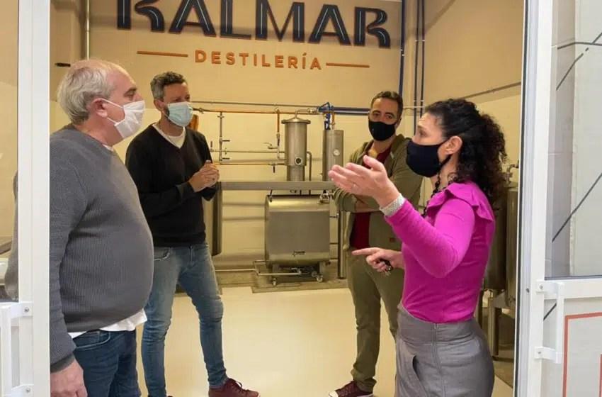 Mar del Plata: proyecto para producir gin