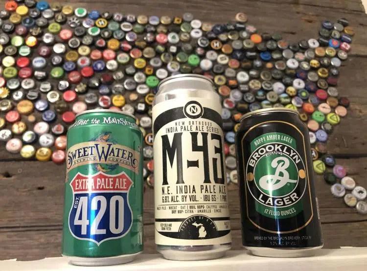 Cervecerías con éxito en las estanterías locales fuera de Wisconsin