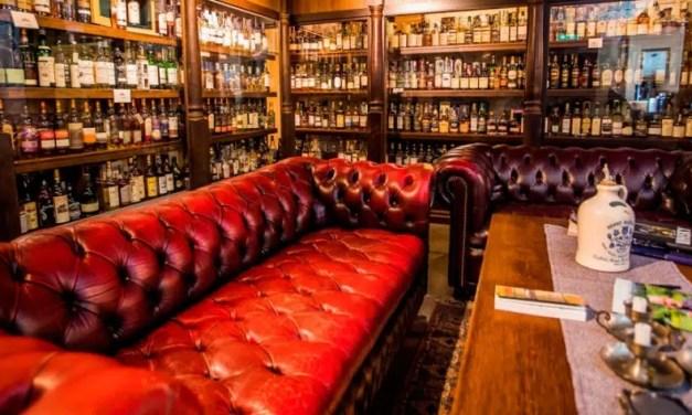 Hotel Skansen posee la colección de whisky más grande del mundo