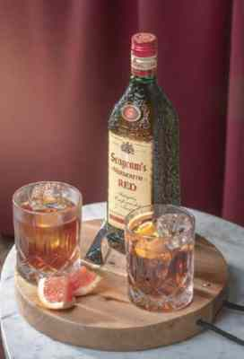 La esencia plena de Seagram's Gin