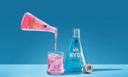 Dr. Jekyll y Mr. Hyde, bebida con personalidad, 3 en 1