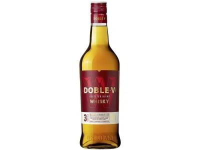 whisky Doble V