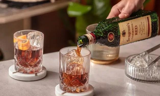 Nuevo Vermouth Seagrams con carácter americano