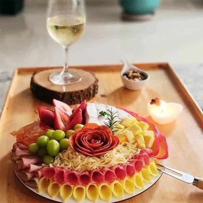 Maridaje vino y queso
