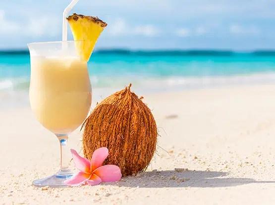 Piña Colada, sabor dulce para refrescar el verano 2021