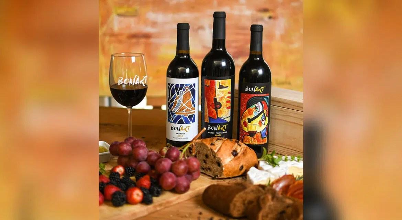 BonArt, expresión del buen arte y el buen vino